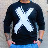 "RULE AESTHETICS ""X Signature"" Sweater Black (UNISEX)"