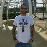 "RULE AESTHETICS ""Cross Tattoo"" Shirt (UNISEX)"