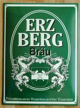 Emaille-Schild Erzbergbräu