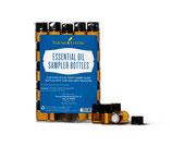 Sample Bottles (2 ml) - Probefläschchen für ätherische Öle á 2 ml - 25 Stk.