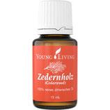 Cedarwood - Zedernholz Ätherisches Öl - 15 ml