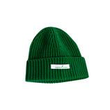Waldgrüne Mütze