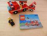 """Lego Legoland 6593 """"Feuerwehreinsatzwagen"""""""