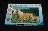 "Puzzle Ravensburger ""Pferdeglück"""