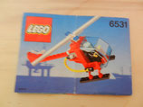 "Lego Legoland 6531 ""Löschhubschrauber"""