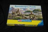 "Puzzle Ravensburger ""Süße Erdhörnchen"""