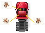 Auto Gaudi für LKW/ Lieferwagen/ Traktor sehr stark