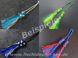 Wunsch - Tasseln, Farben frei wählbar: