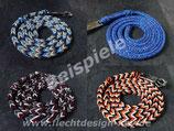 Wunsch-Pferdestricke, 12-fach Herringbone (Vierkant), Farben frei wählbar: