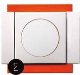 Variateur Rotatif 40 - 250W - Orange Cannelle