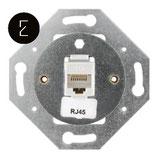 Prise multimédia RJ45 cat5