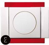 Variateur Rotatif 40 - 250W - couleur Rouge Cerise