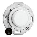 Variateur 60 - 600W rétro en porcelaine