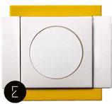 Variateur Rotatif 40 - 250W - couleur Jaune Pissenlit