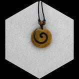 Halskette Spiral