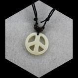 Halskette Peace
