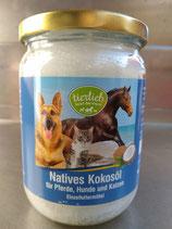 Natives Kokos-Öl  TIERLIEB