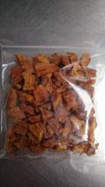 Geflügelfleisch-Würfel