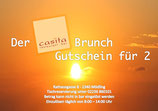casita Brunch für 2