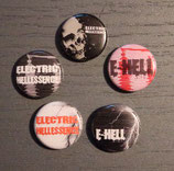 ELECTRIC HELLESSENCE Pin-Set