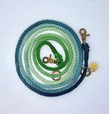 zampetta ombre Leine Gr. S blau/grün, Nr.7