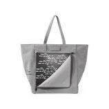MiaCara Katzen-Transporttasche TOSCA Zement