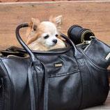 MERIKH Travelbag Leder