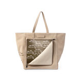 MiaCara Katzen-Transporttasche TOSCA Sand