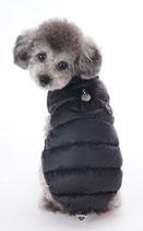 Puppy Angel Love Down Padding Vest black