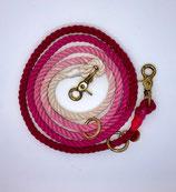 zampetta Ombre Leine Gr. M, pink, rosa, weiss, Nr. 13