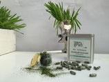 Bio Dinkelgras Rohsaft Granulat, 240 vegane Kapseln