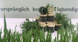 """Bio """"KraftSaft"""" - Rohsaft-Mix Koriander-Dinkel"""