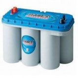 Optima Blue Top BT DC-5.5 75 Ah Zyklenfest Bootsbatterie Batterie