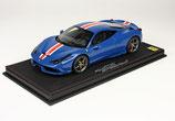 2013 Ferrari 458 Speciale blue 1:18