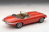 1961 Jaguar E-Type Roadster Series 1 3.8 red 1:18