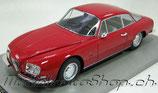 Alfa Romeo Giulia 2600 SZ 1965 rosso-Alfa 1:18, (TM13B)