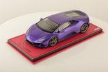 2018 Lamborghini Huracán EVO viola pasifae 1:18