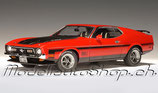 1971 Ford Mustang Mach 1 red  1:18