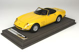 1967 Ferrari 275 GTS/4 Spider NART yellow metallic 1:18