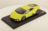 2018 Lamborghini Huracán EVO verde scandal 1:18