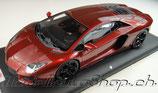 2011 Lamborghini Aventador LP700-4 rosso vik 1:18