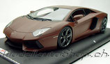 2011 Lamborghini Aventador LP700-4 brown matt 1:18