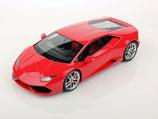2015 Lamborghini Huracán LP610-4 rosso mars 1:18