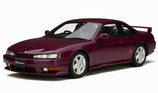 1997 Nissan Silvia S14A Coupe violet 1:18