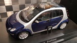 >12h: 2004 Smart forfour blue metallic 1:18