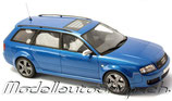 2004 Audi RS6 Avant blue-metallic 1:18