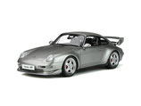 1995 Porsche 911 993 Carrera RS Club Sport silver 1:18