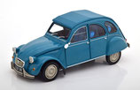 1982 Citroen 2CV-6 Club blue 1:18
