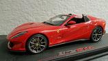 2019 Ferrari 812 GTS rosso corsa 322 1:18