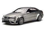 2008 Mercedes CLK AMG silver 1:18